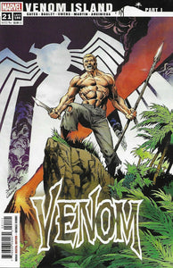 VENOM #21 Cover A - Mutant Beaver Comics