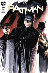 BATMAN #50 ALEX ROSS SDCC Trade Dress EXCLUSIVE! - Mutant Beaver Comics