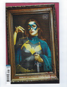 BATGIRL #29 Cover B Middleton - Mutant Beaver Comics
