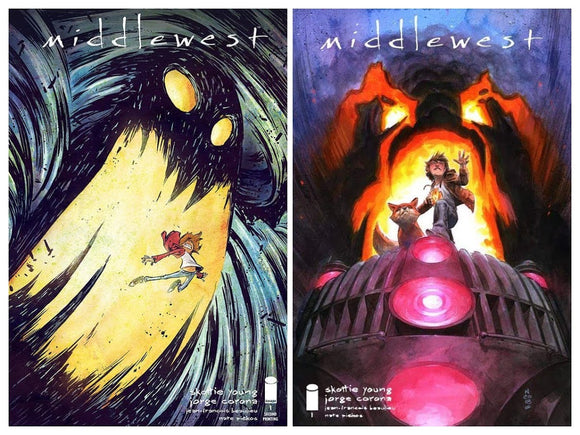 MIDDLEWEST #1 Mega-Pack (Klein Exclusive + Young Virgin) Limited 500 Copies! ***SAVE $10*** - Mutant Beaver Comics