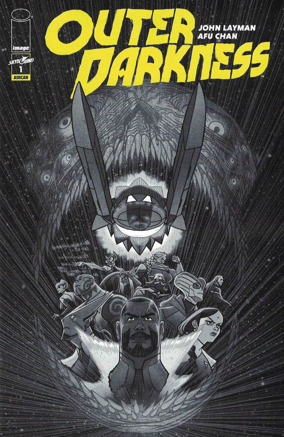 ASHCAN Outer Darkness #1