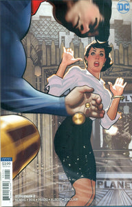SUPERMAN #2 Cover Adam Hughes - Mutant Beaver Comics