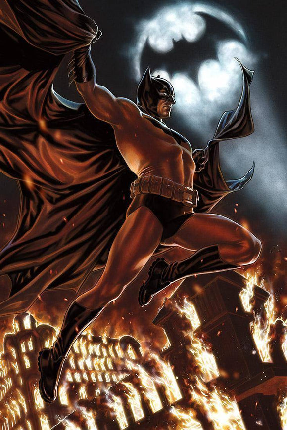 DETECTIVE COMICS #988 Cover B Mark Brooks - Mutant Beaver Comics
