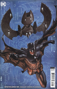 DETECTIVE COMICS #989 Cover B Mark Brooks - Mutant Beaver Comics