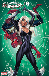 AMAZING SPIDER-MAN #10 J. Scott Campbell Variant - Mutant Beaver Comics