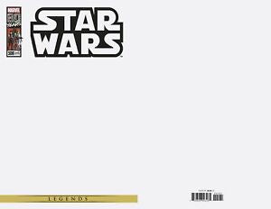 STAR WARS #108 Legends Sketch Blank