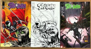 SPAWN #304 Complete Set (3 Covers) - Mutant Beaver Comics