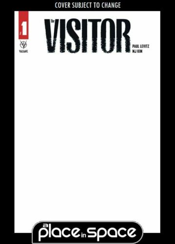 THE VISITOR #1 Sketch Blank - Mutant Beaver Comics
