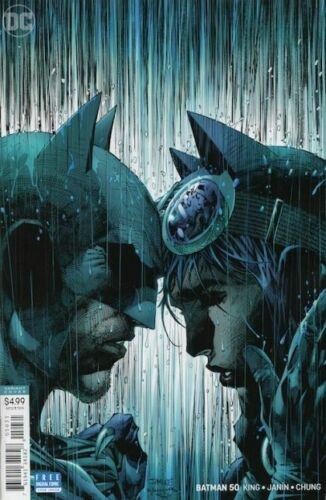 BATMAN #50 Cover B Jim Lee - Mutant Beaver Comics