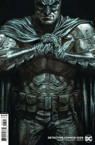 DETECTIVE COMICS #1025 (1st Print) Cover B Lee Bermejo - JOKER WAR Tie In! - Mutant Beaver Comics