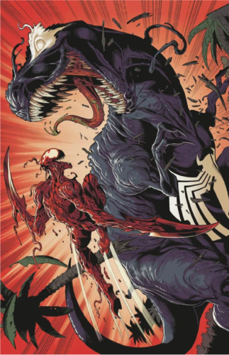Pre-Order: VENOM #25 Third Printing VIRGIN Exclusive! 08/29/20