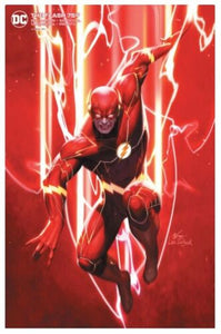 THE FLASH #759 Cover B Inhyuk Lee - Mutant Beaver Comics