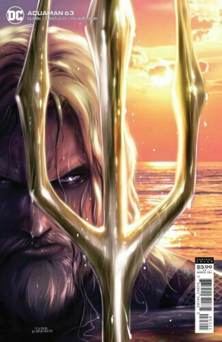 Aquaman #63 Cover B Tyler Kirkham - Mutant Beaver Comics