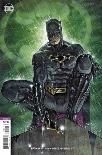 BATMAN #51 Cover B Kaare Andrews - Mutant Beaver Comics