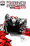 WOLVERINE: Black, White, & Blood #1 Philip Tan Exclusive! - Mutant Beaver Comics