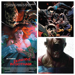 DCeased #2 SPEC PACK (All 3 Covers!) ***BEST VALUE!*** - Mutant Beaver Comics