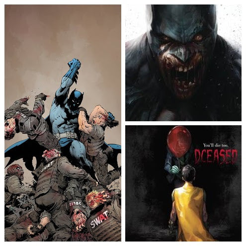 DCeased #1 SPEC PACK (All 3 Covers!) ***BEST VALUE!*** - Mutant Beaver Comics