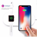 Wireless Charging For iPhone X / 8 / 8 Plus and Apple watch 3 / 2 Sumsang S6/7/8 - AirPower - Quality