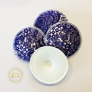 Luxe Nursing Pads, Reusable Breast pads, washable, breastfeeding
