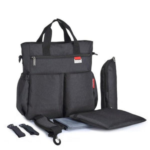 Multifunctional Nappy Bag Plus Accessories