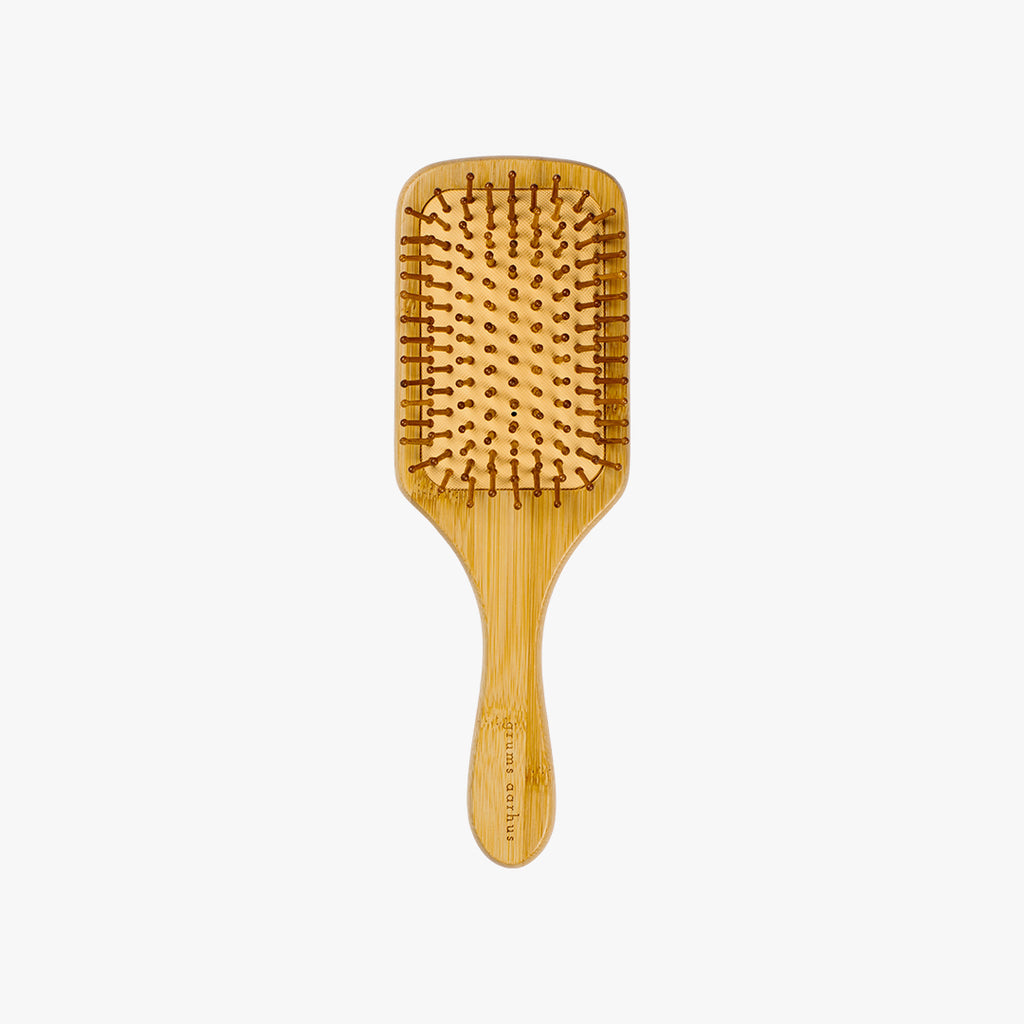 bamboo hairbrush