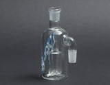 Liquid Sci Glass 90 Degree 18mm Barrel Perc Ash Catcher