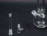 "Solid Glass 9mm 11"" Bubble Base Tube 1259B"