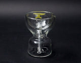 Solid Glass Goblet
