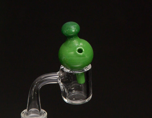 Barry Glass 30mm Bubble Carb Cap Backwood Bling