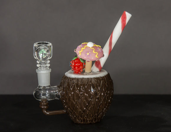 Empire Glassworks Coconut Colada Mini Rig