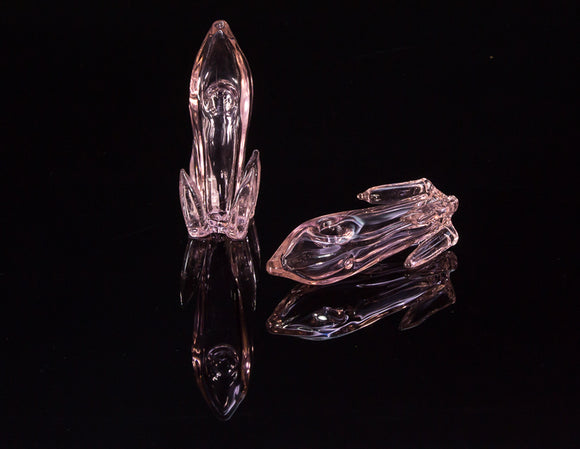 Empire Glassworks Lucy Crystals Hand Pipe