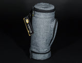 "Vatra 12"" X 5"" Drawstring Tube Bag"