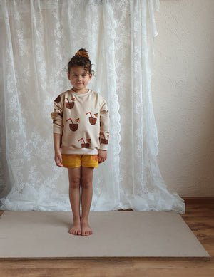 Coconut Sweatshirt