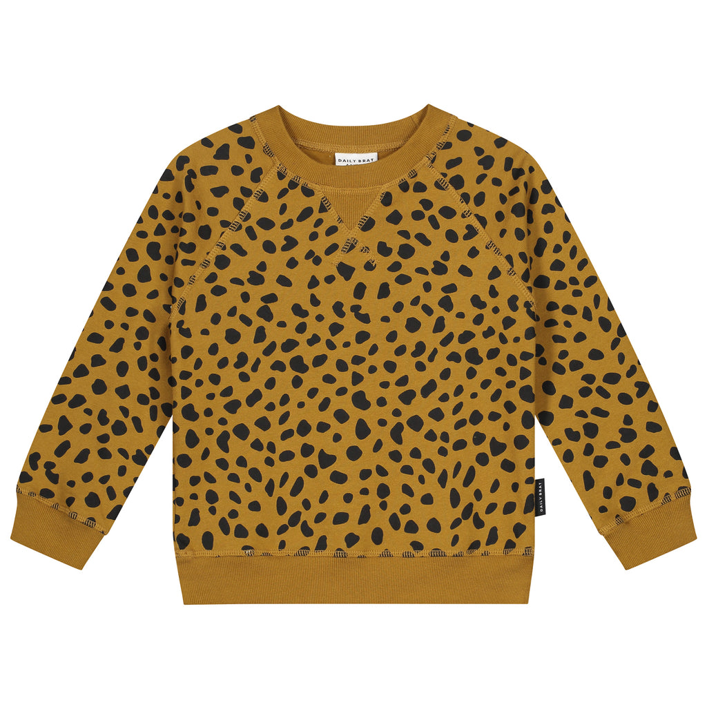 Gold Dalmation Sweatshirt