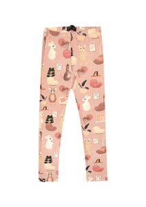 Pink Sweet Home Leggings