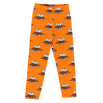 Fruit Bandit Orange Leggings
