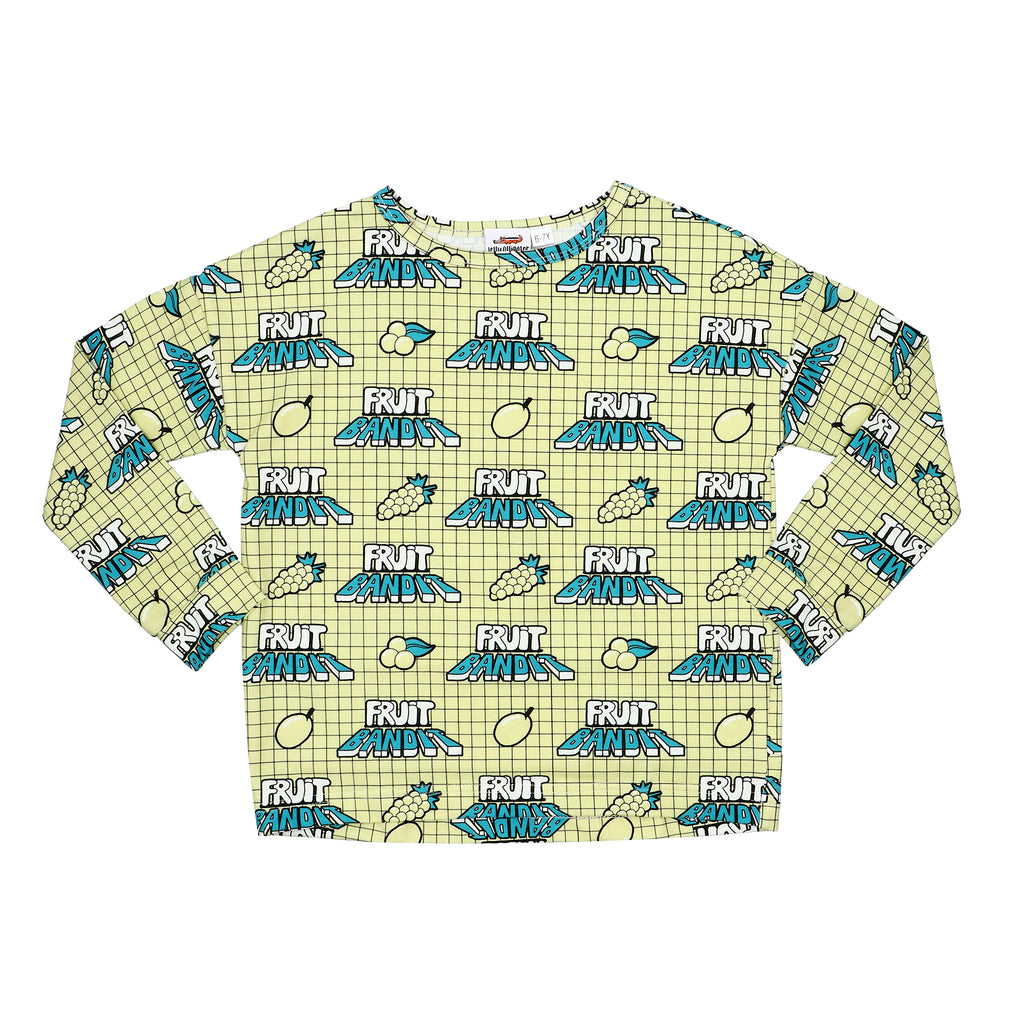 Fruit Bandit Yellow Long Sleeve