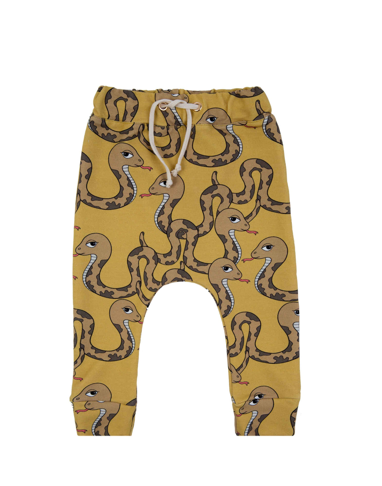Snake Yellow Joggers