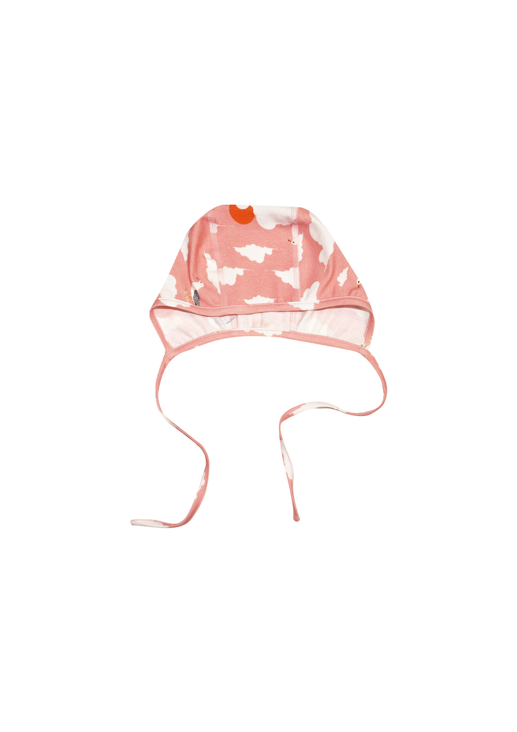 Pink Cloud Baby Hat