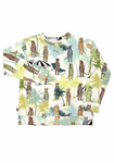 Animal Palm Sweatshirt