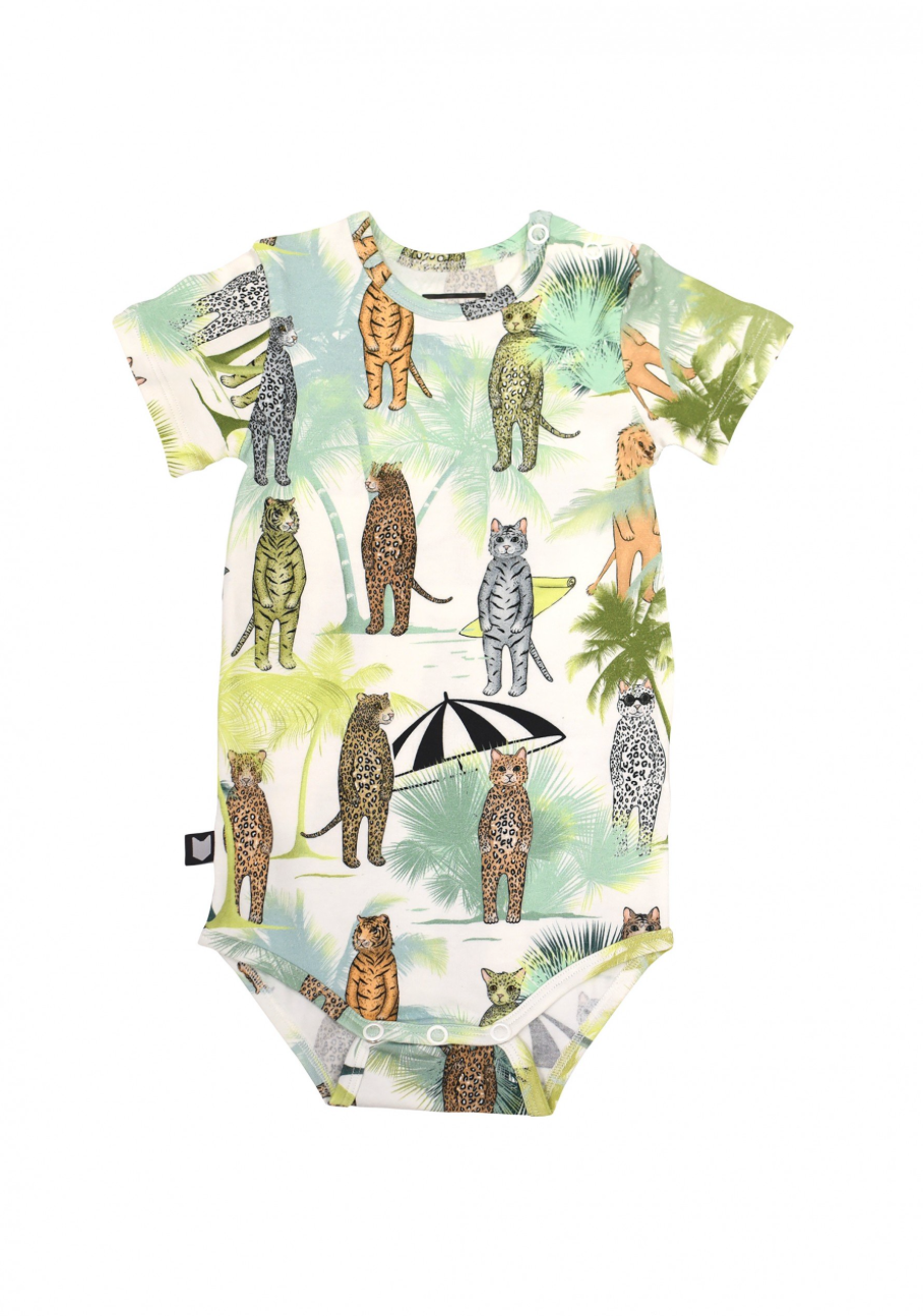 Animal Palm Bodysuit