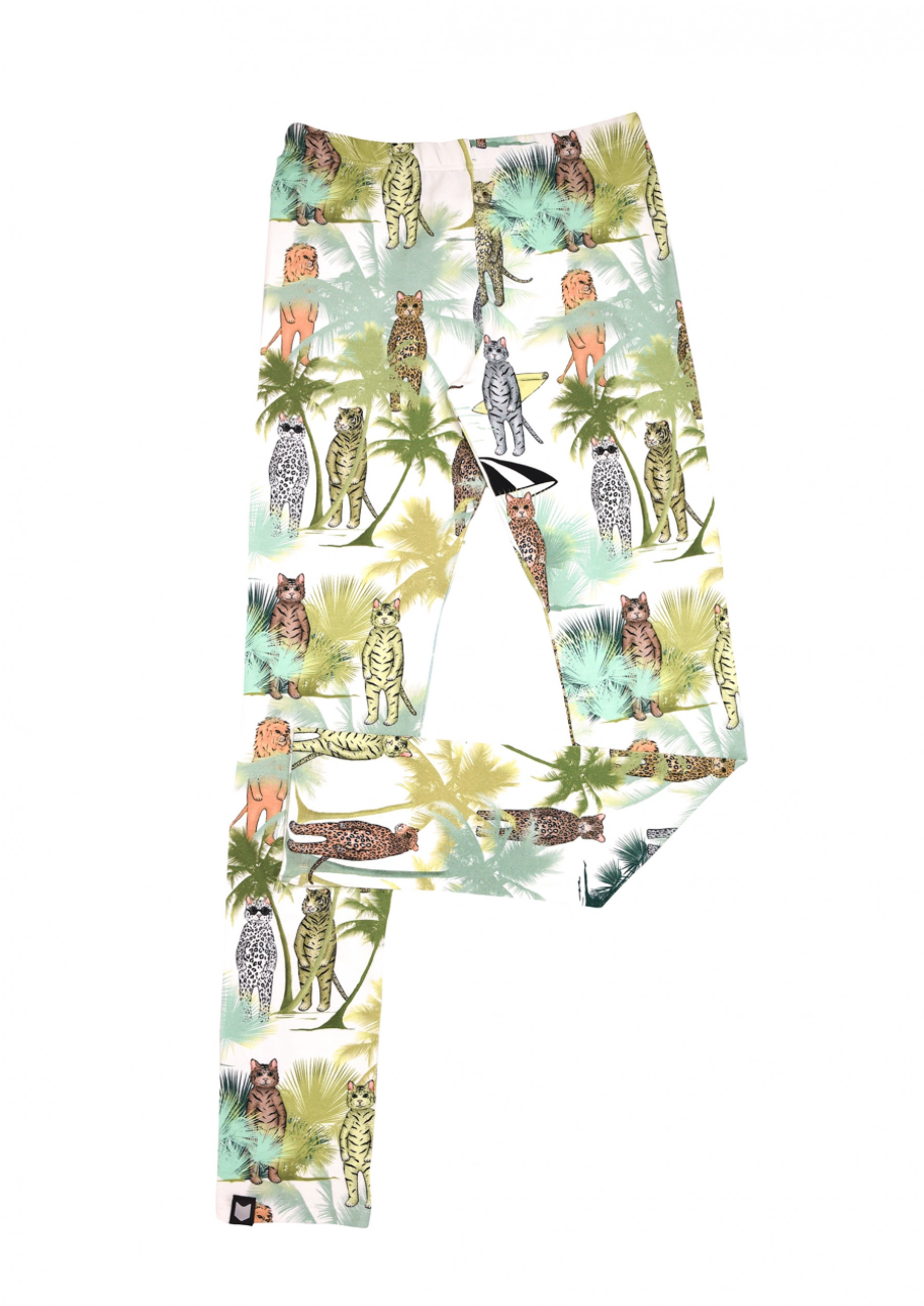 Animal Palm Leggings