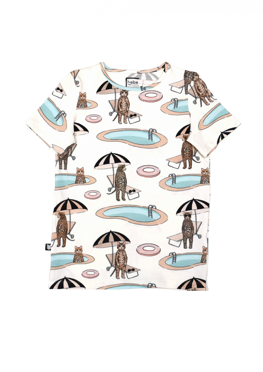 Animal Pool T-shirt