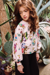 Butterfly Rabbit Sweater