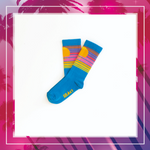 Blue Sunset Socks