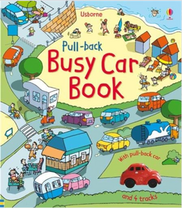 Busy Car Book - ONLY 2 LEFT