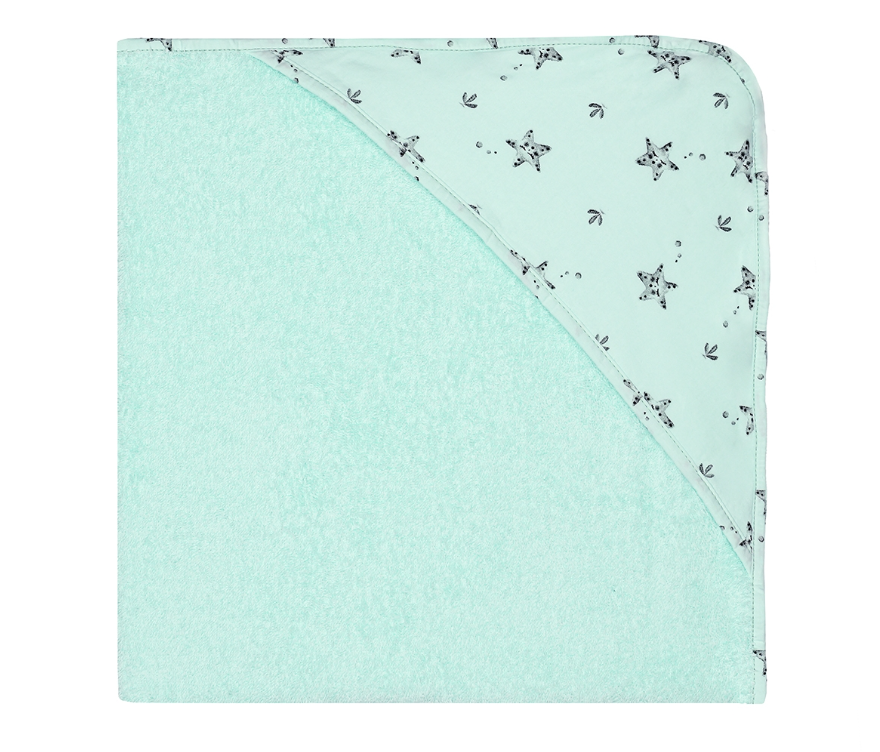 Starfish Bath Cape