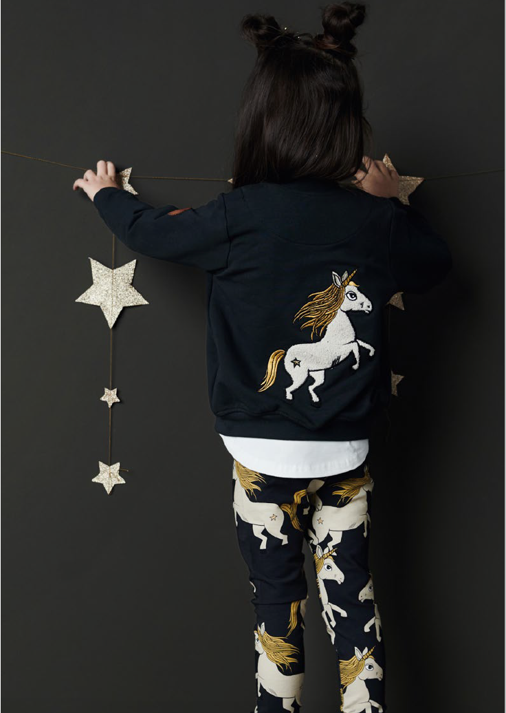 Unicorn Bomber Jacket