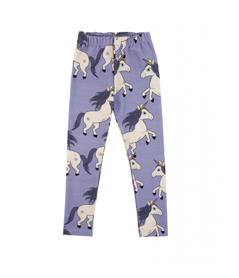 Purple Unicorn Leggings