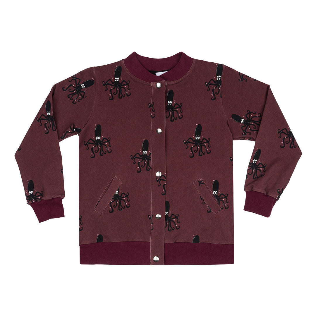 Under The Sea Bomber Jacket